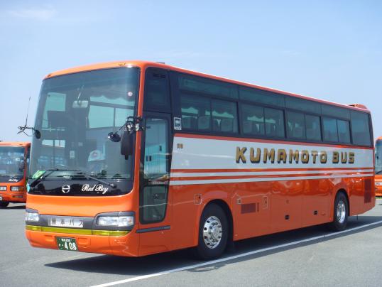 大型バス スーパーハイデッカーサロンタイプ